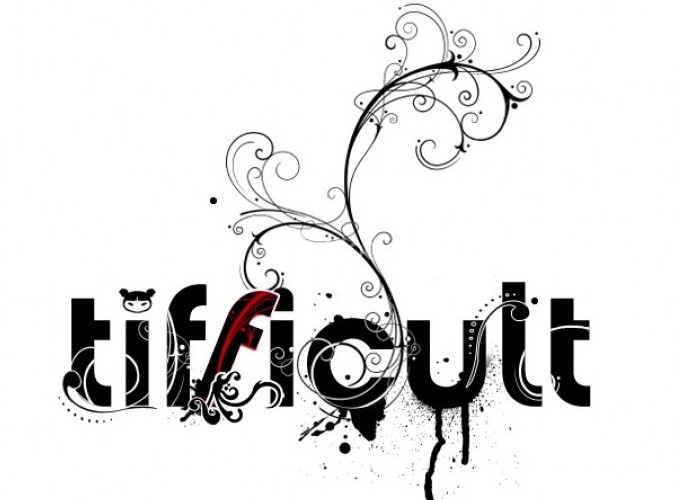 Tifficult Logo